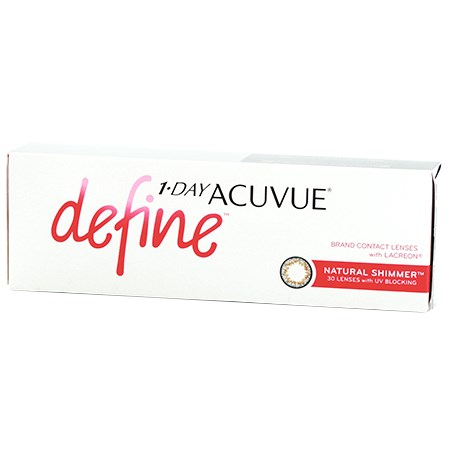 Acuvue 1-DAY ACUVUE DEFINE 30 Pack contacts