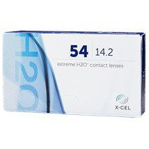Extreme H2O 54 12 Pack contact lenses