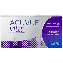 ACUVUE VITA 12pk contact lenses