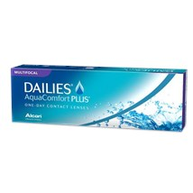 DAILIES AquaComfort Plus Multifocal 30pk contact lenses