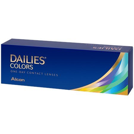 DAILIES COLORS 30pk contacts