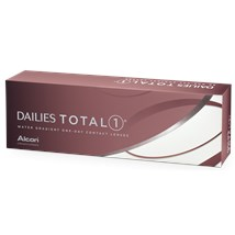 DAILIES TOTAL1 30pk contact lenses