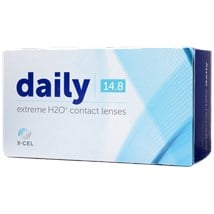 Extreme H2O Daily 30 Pack contact lenses