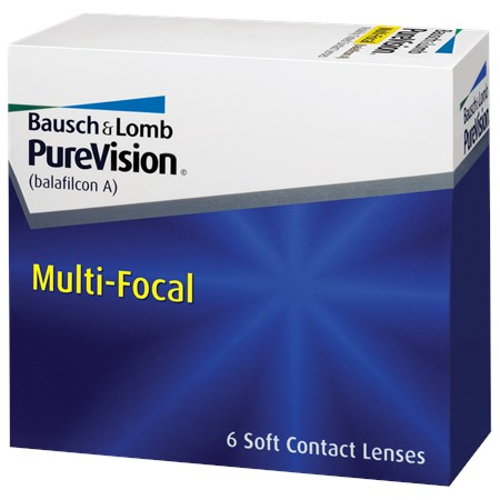 PureVision Multi-Focal contacts