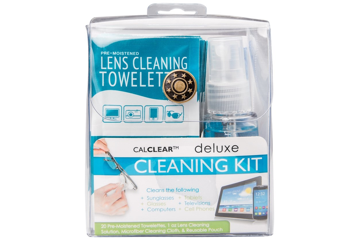 CalOptix Deluxe Eyeglasses and Sunglasses Cleaning Kit 49