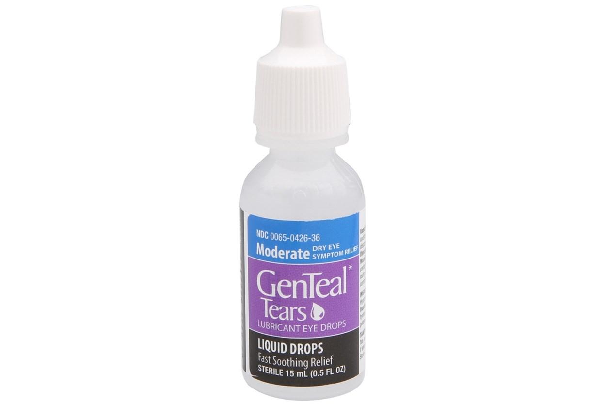 GenTeal Tears Moderate Dry Eye Symptom Relief (.5 fl. oz.) DryRedEyeTreatments