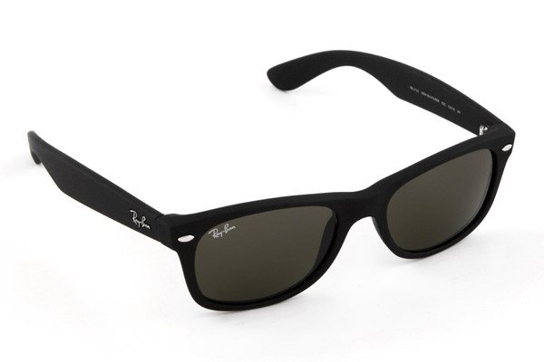 Ray-Ban® RB 2132 New Wayfarer Sunglasses - Black
