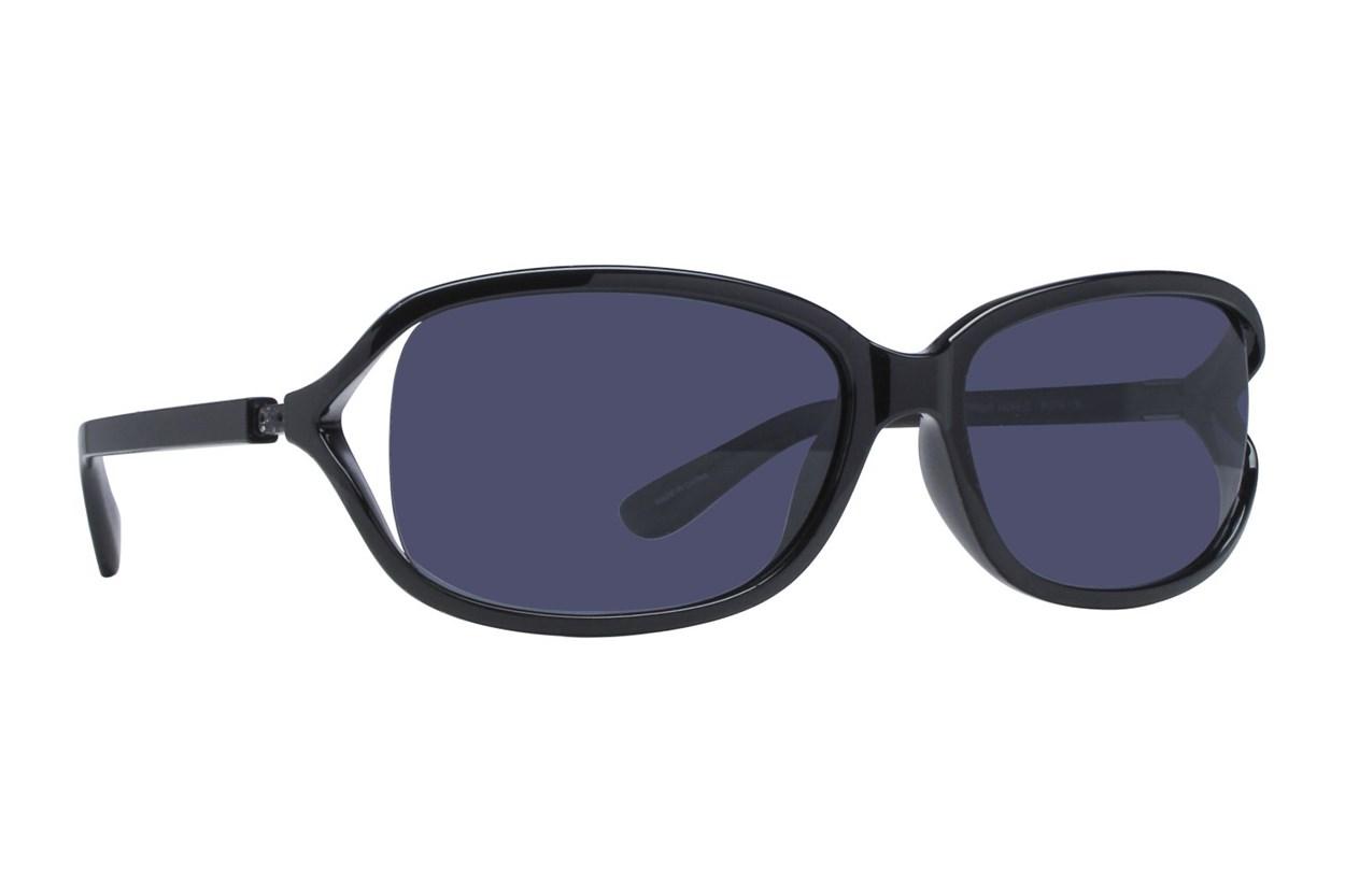 Dea Extended Size Jacke-O 61 Sunglasses - Black