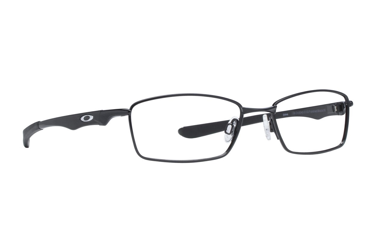 Oakley Wingspan (53) Eyeglasses - Black
