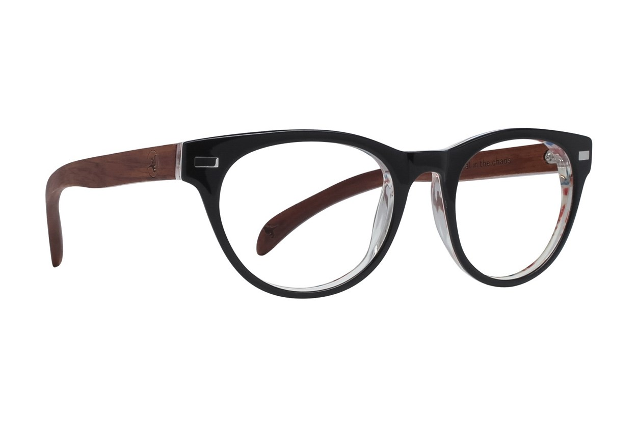 Proof Lunar Eyeglasses - Black