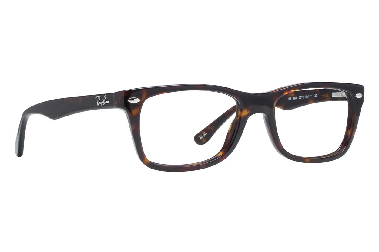 Ray-Ban® RX 5228 Eyeglasses - Tortoise
