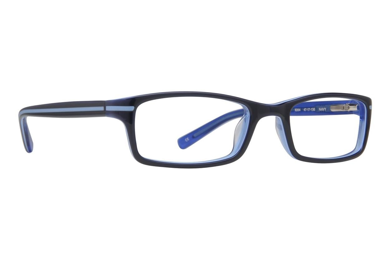 Converse K004 Eyeglasses - Blue