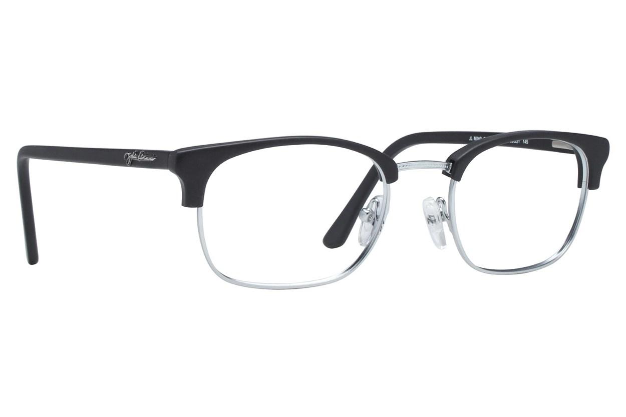 John Lennon Mind Games Eyeglasses - Black