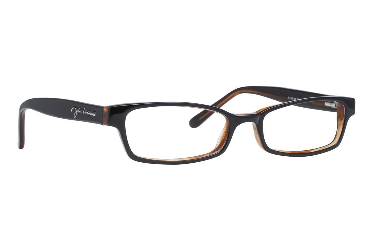 John Lennon JL 502 Eyeglasses - Black