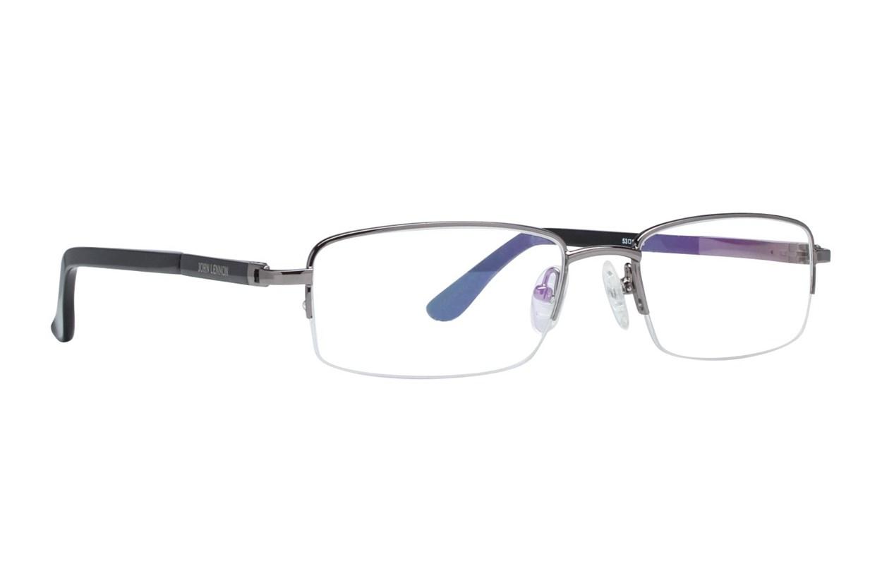 John Lennon Lifestyles 506 Eyeglasses - Silver