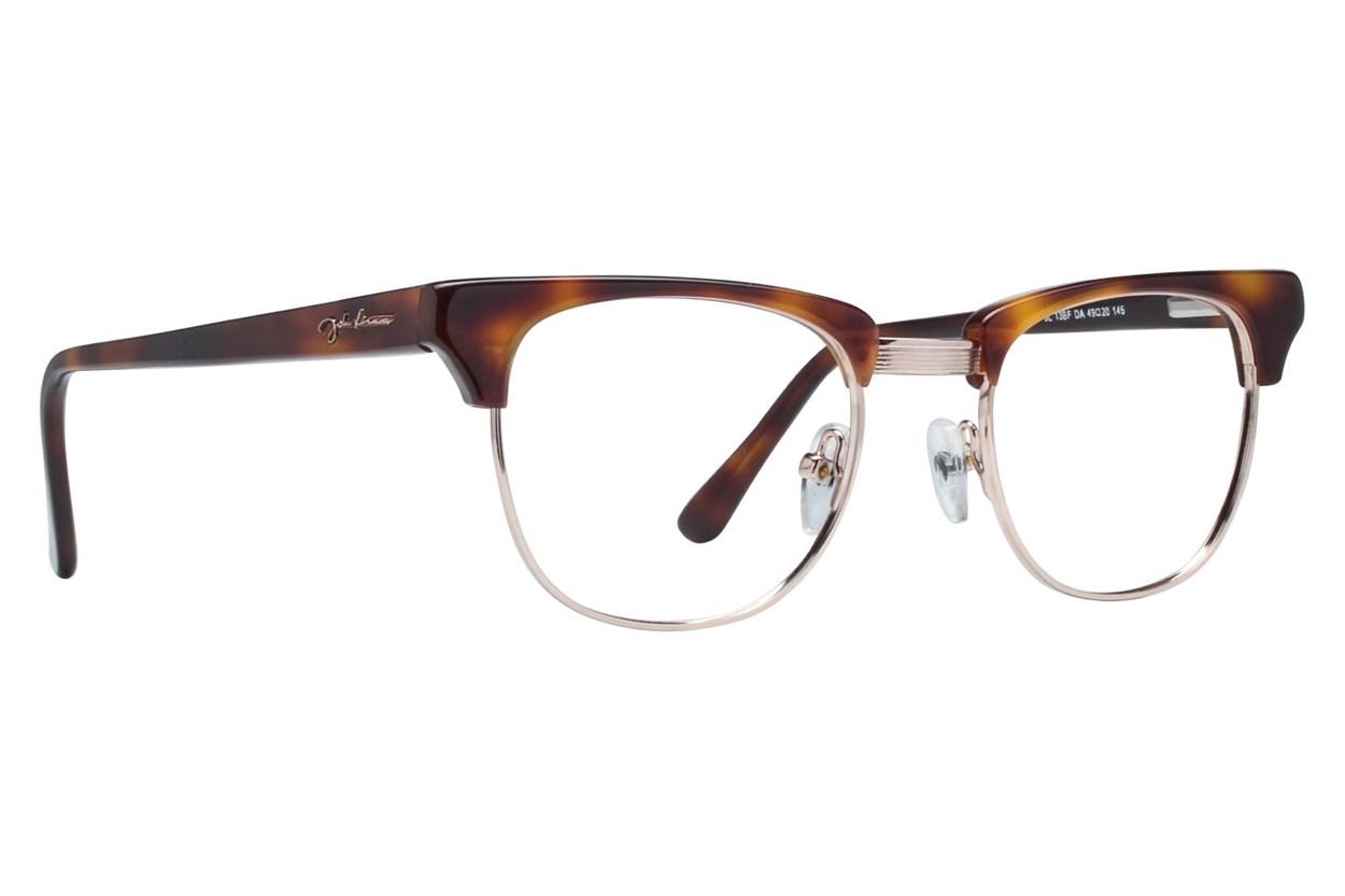 John Lennon JL 13 Eyeglasses - Brown