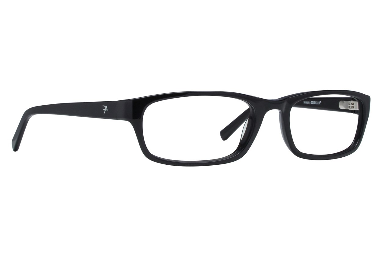 Fatheadz Wallstreet Eyeglasses - Black
