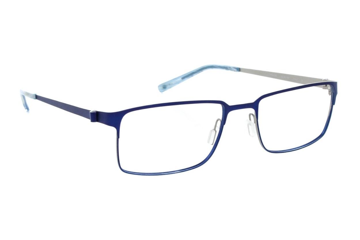Eco Prague Eyeglasses - Blue