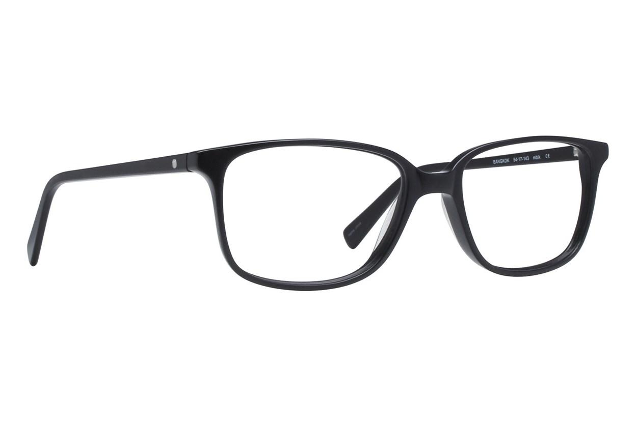 Eco Bangkok Eyeglasses - Black