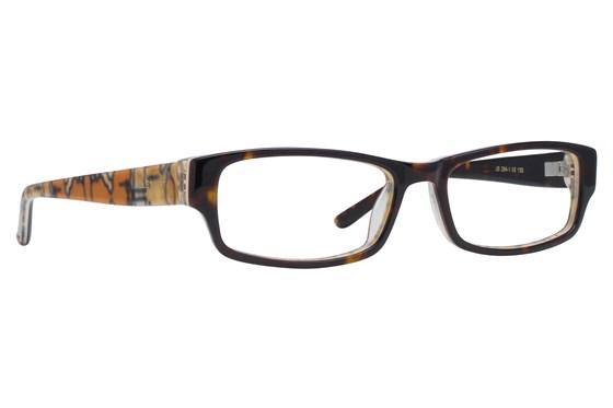 Jill Stuart JS 294 Eyeglasses - Tortoise