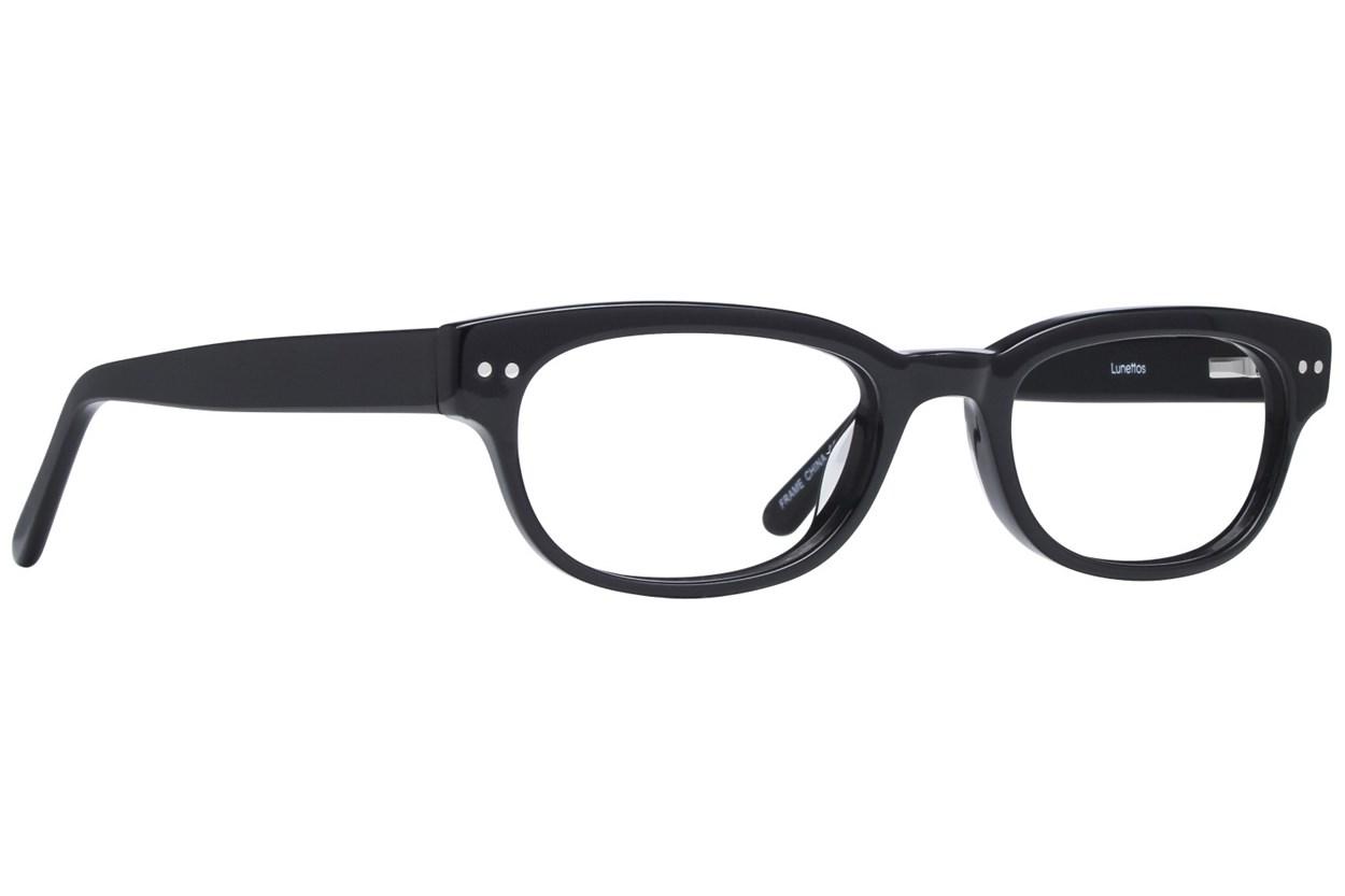 Lunettos Lynx Eyeglasses - Black