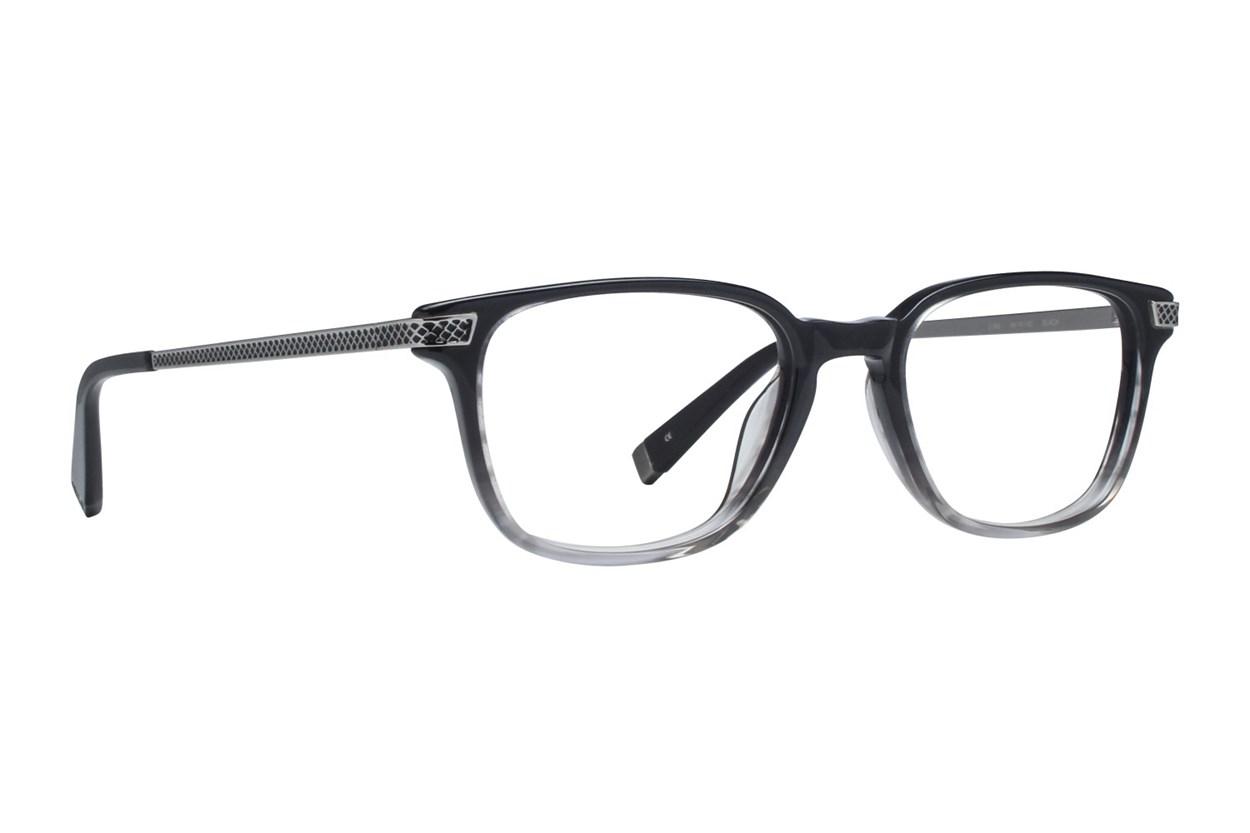 John Varvatos V348 Eyeglasses - Black