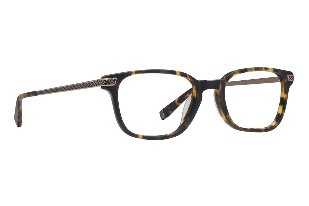John Varvatos V348 Eyeglasses - Tortoise