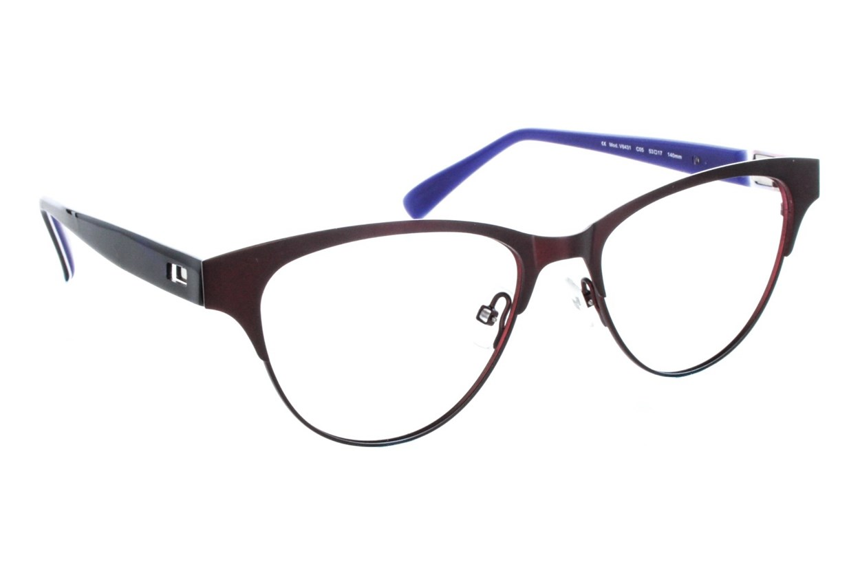 Vanni V8431 Eyeglasses - Purple