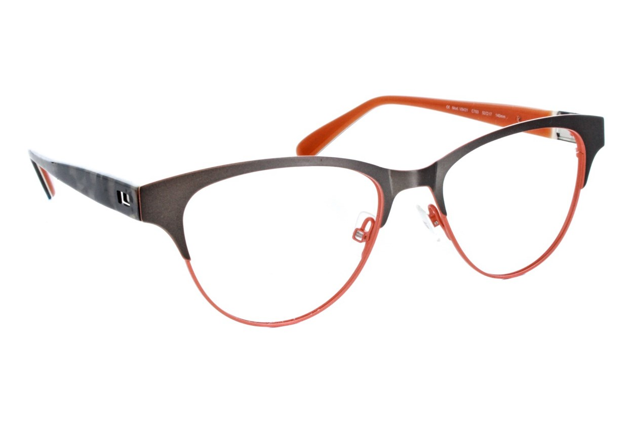 Vanni V8431 Eyeglasses - Brown