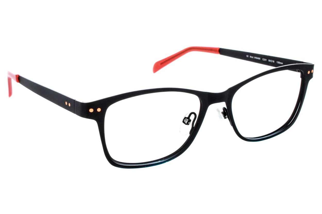 Vanni VK8490 Eyeglasses - Black