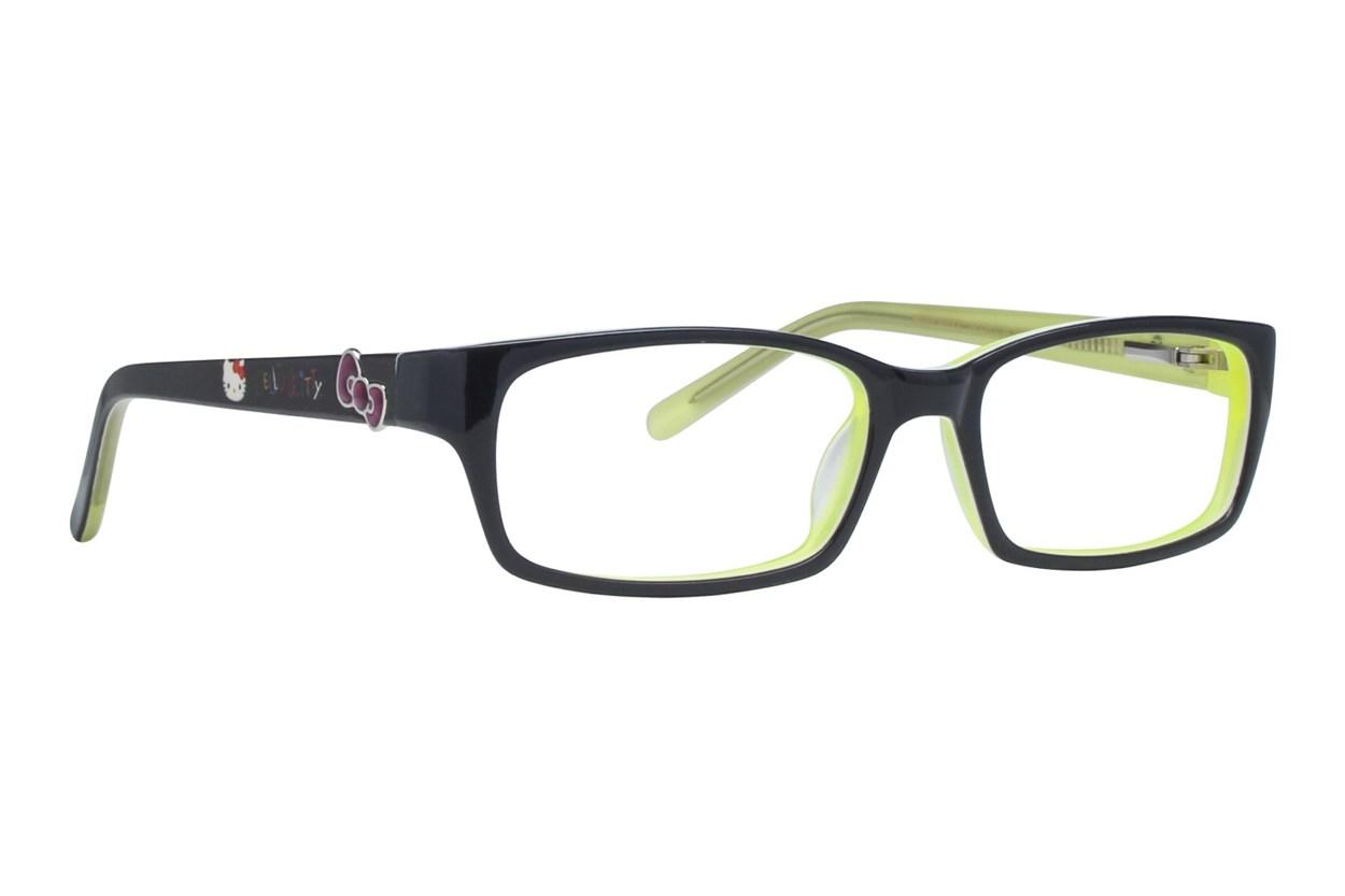 Hello Kitty HK239 Eyeglasses - Black