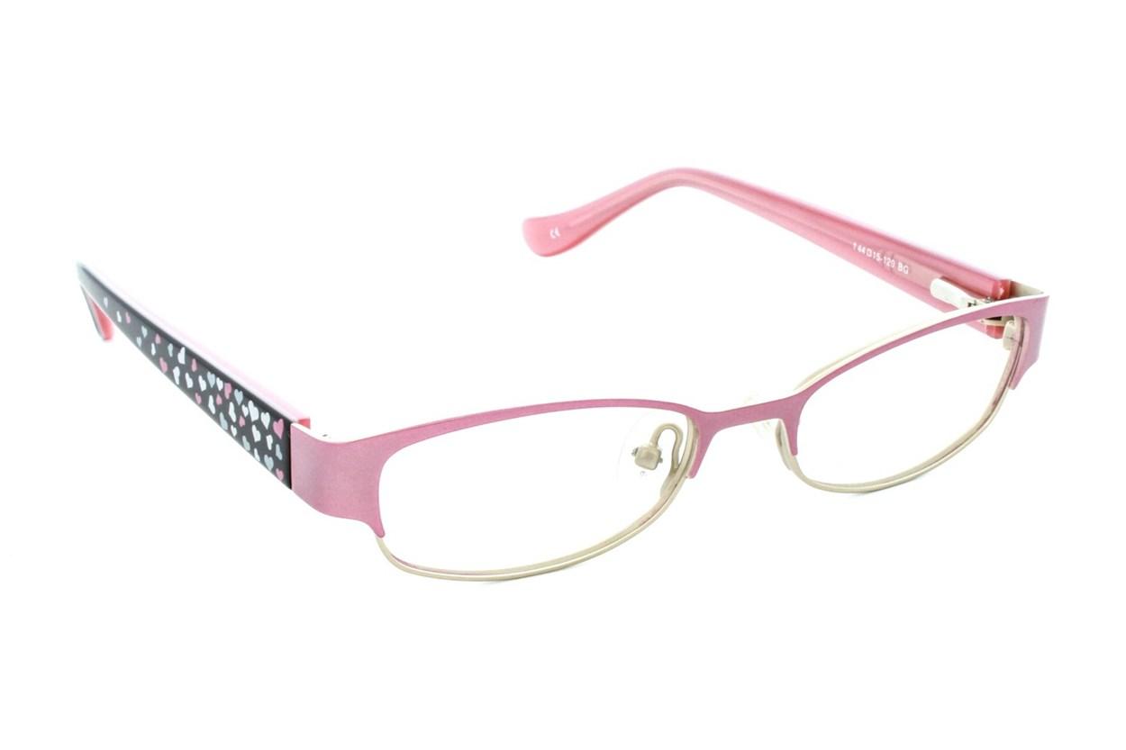 Kensie Girl Darling Eyeglasses - Pink