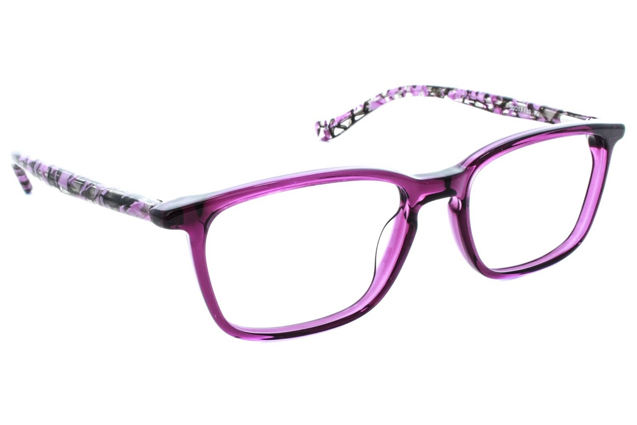 Kensie Effortless Eyeglasses - Purple