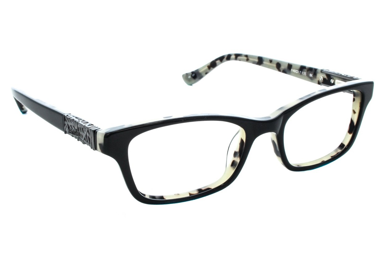 Kensie Timeless Eyeglasses - Black