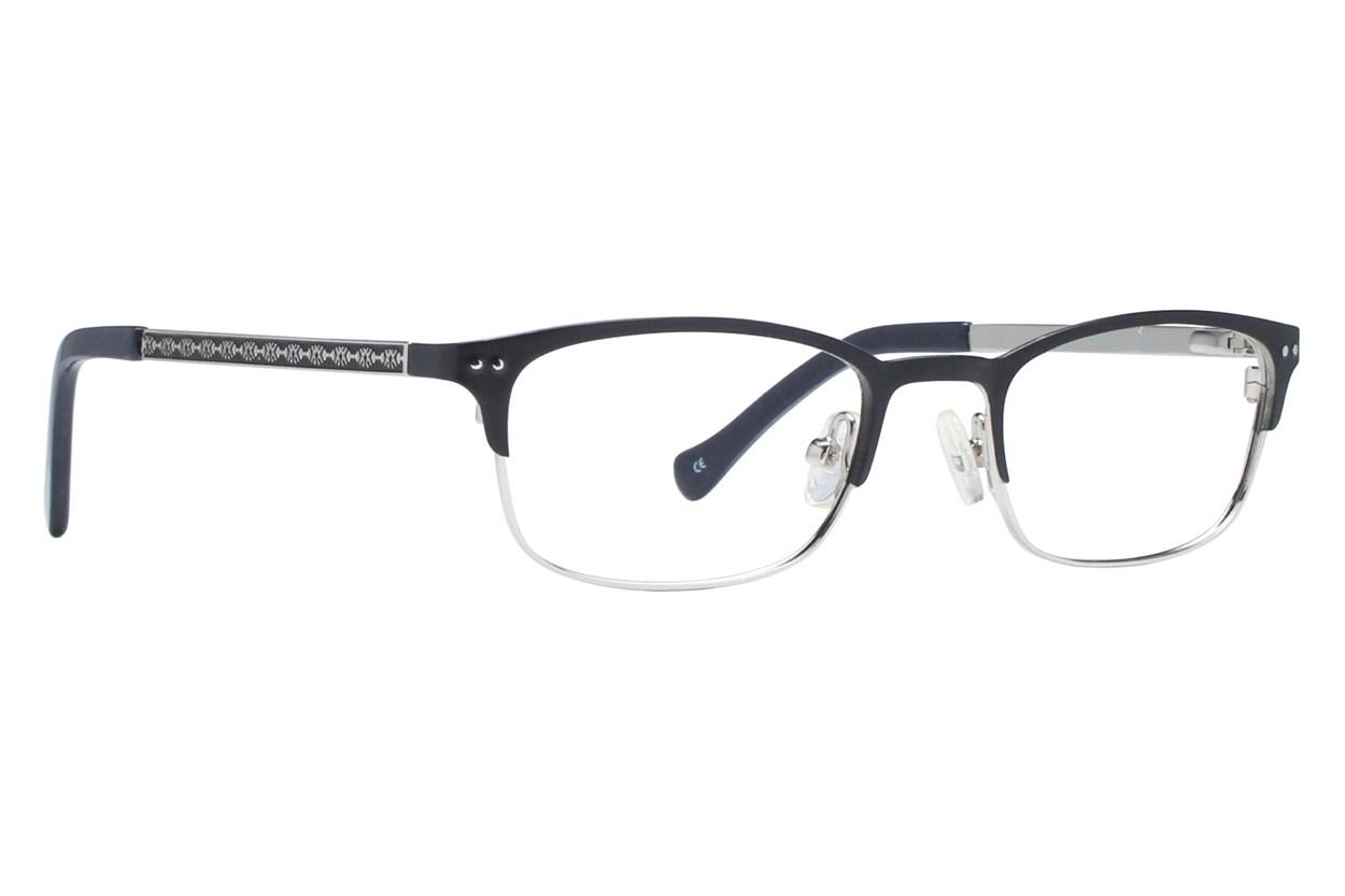 Lucky Smarty Small Eyeglasses - Black