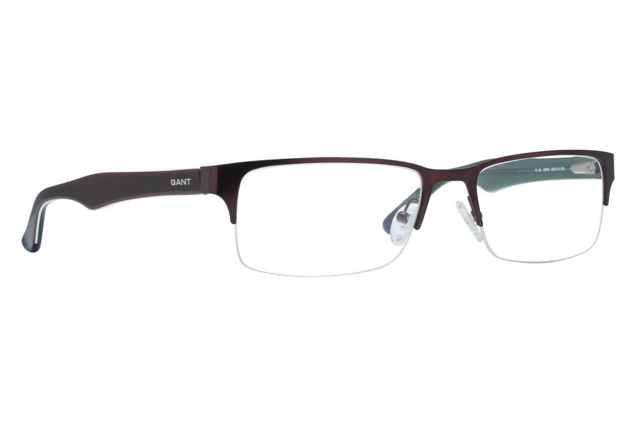 Gant GA102 Eyeglasses - Brown