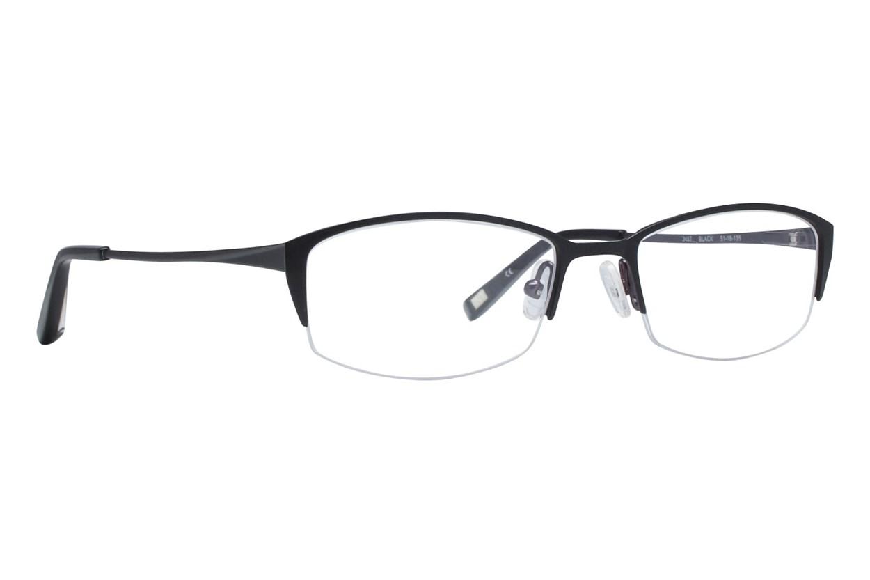 Jones NY J457 Eyeglasses - Black
