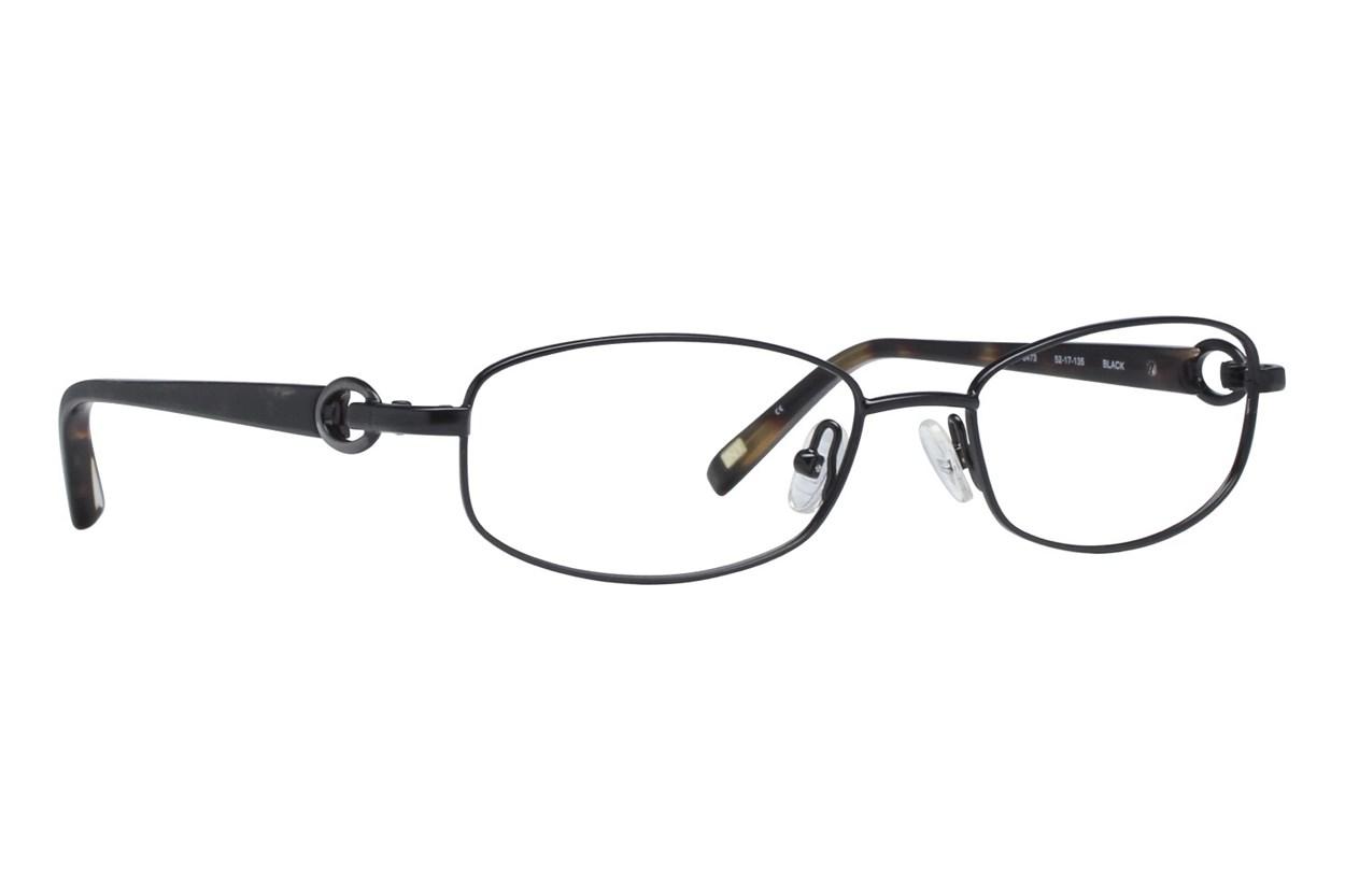 Jones NY J473 Eyeglasses - Black