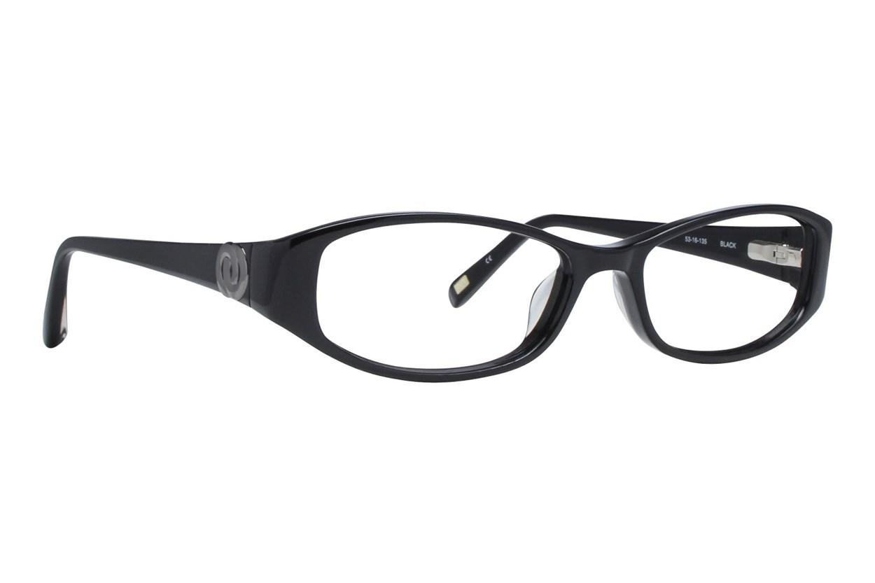 Jones NY J747 Eyeglasses - Black