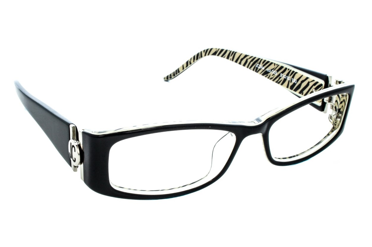 Just Cavalli JC0244 Eyeglasses - Black