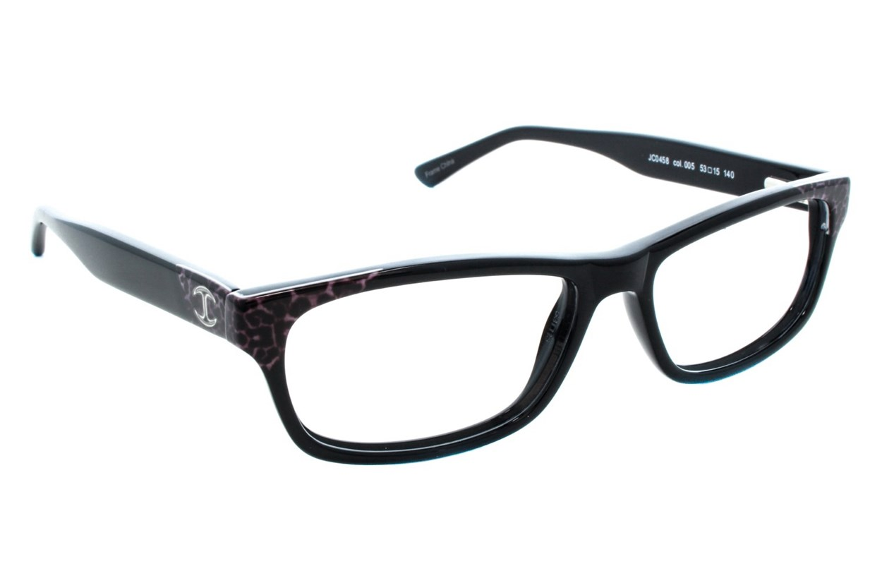 Just Cavalli JC0458 Eyeglasses - Black