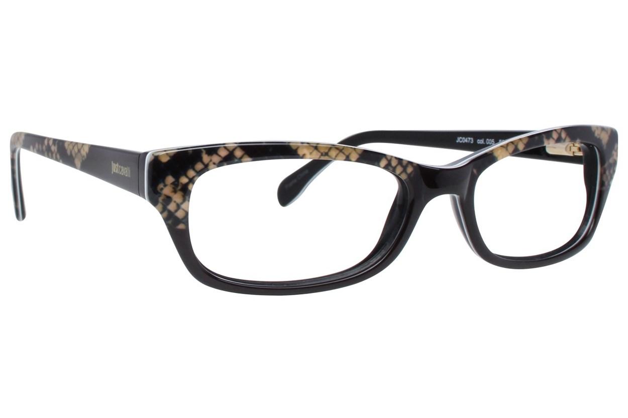 Just Cavalli JC0473 Eyeglasses - Black