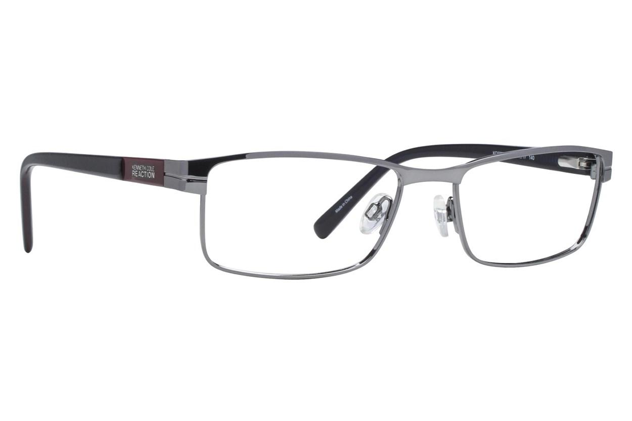 Kenneth Cole Reaction KC0752 Eyeglasses - Gray