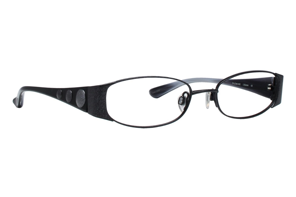 Via Spiga Adria Eyeglasses - Black