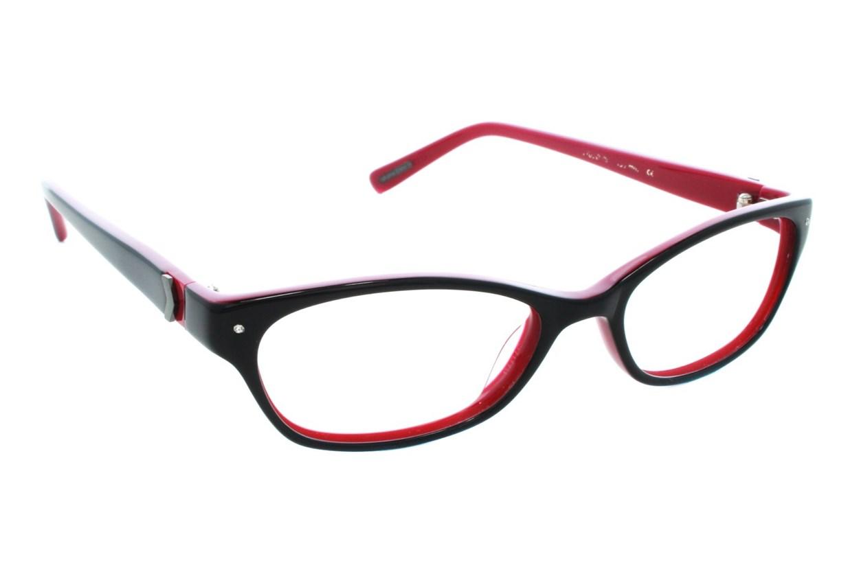 Via Spiga Rosaria Eyeglasses - Black