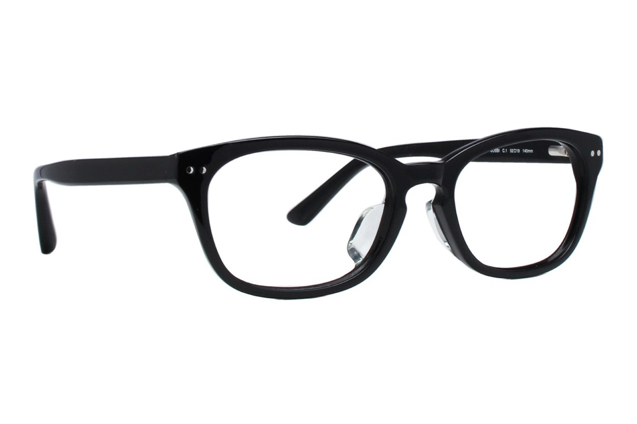 TC Charton Bobbi Eyeglasses - Black