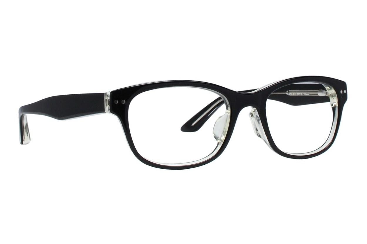 TC Charton Darcy Eyeglasses - Black