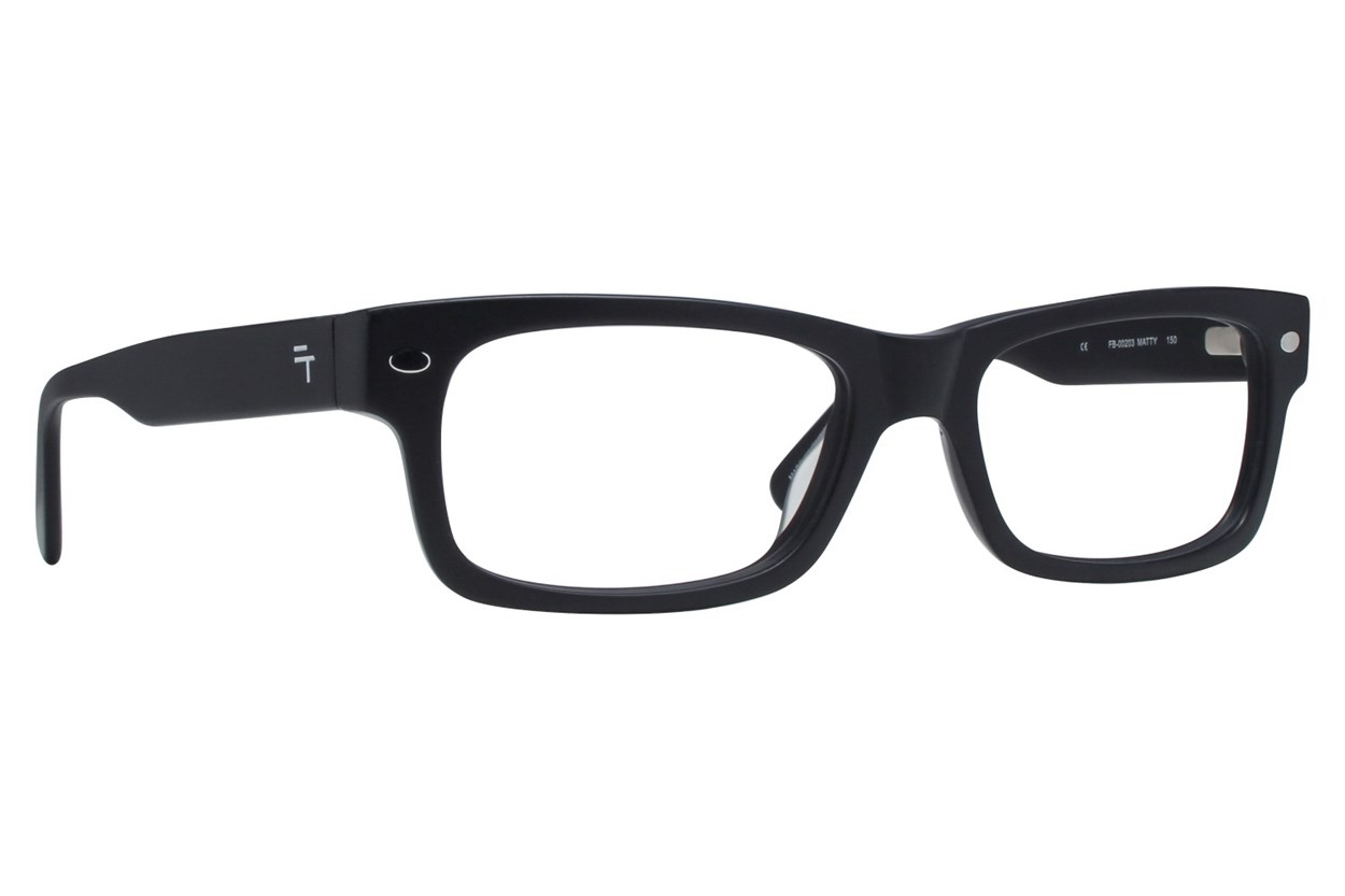Fatheadz Matty XL Eyeglasses - Black