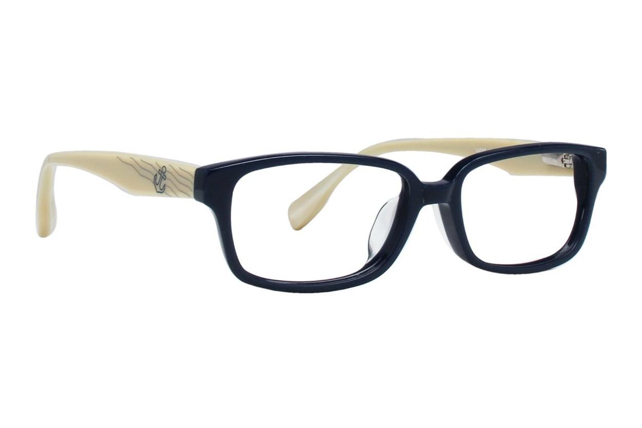 TC Charton Lucas Eyeglasses - Blue