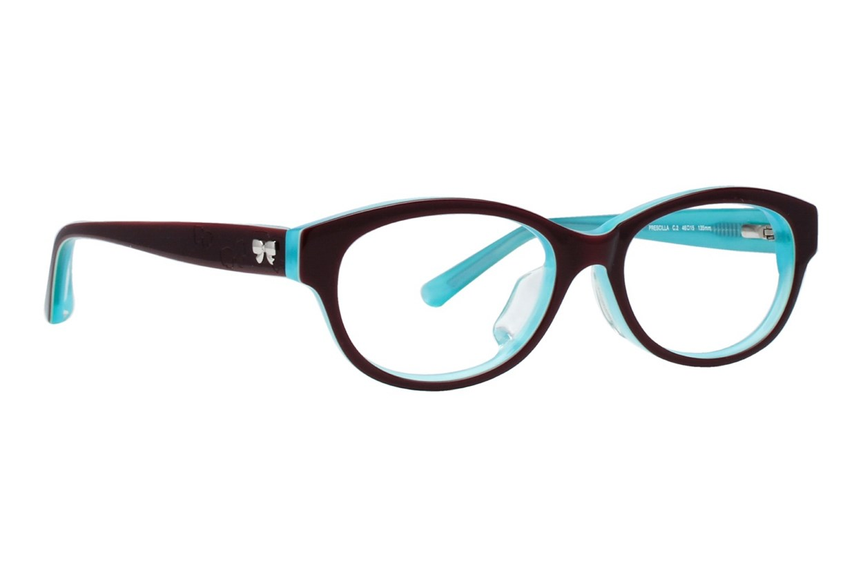 TC Charton Prescilla Eyeglasses - Turquoise